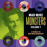 "LP / VA - ✫✫ MAD MIKE MONSTERS Vol. 1 ✫✫ "" A Tribute To Mad Mike Metrovich"